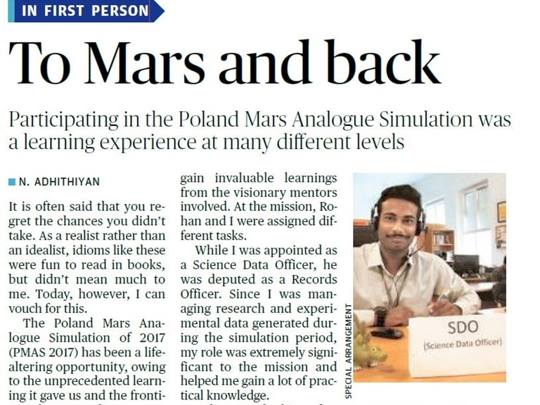 UPES in News