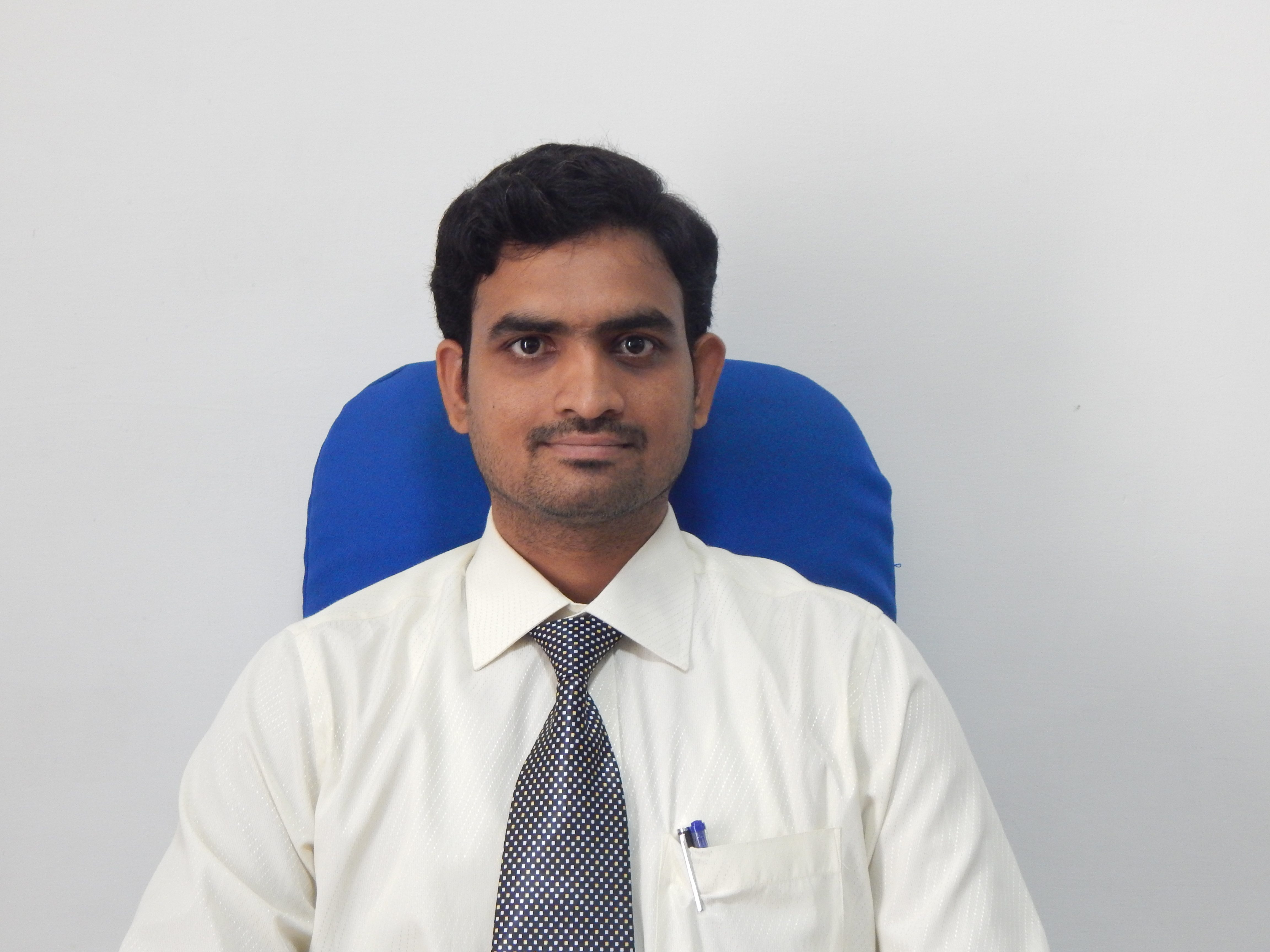 Dr  Praveen Ghodke- Department of Electrical Electronics Engineering