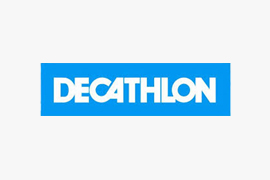 Decathlon - UPES Partners Logo