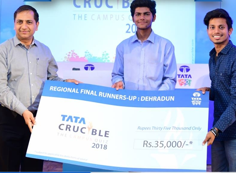Tata Crucible Competition UPES