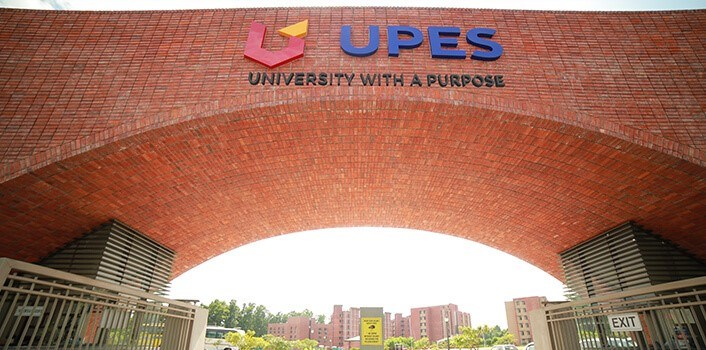 UPES Building