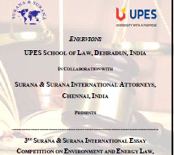 Upcoming & Past Events | UPES