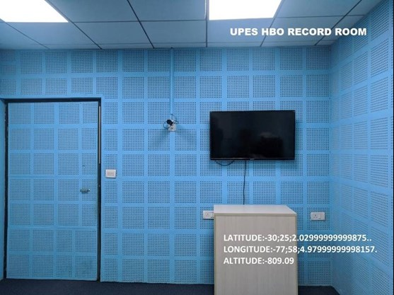 UPES HBO Record Room
